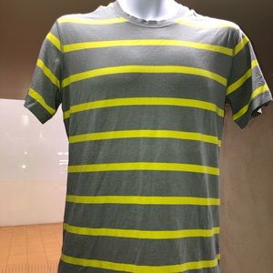 Lululemon Men's Tee,Short Sleeve, Size S,Mint Cond